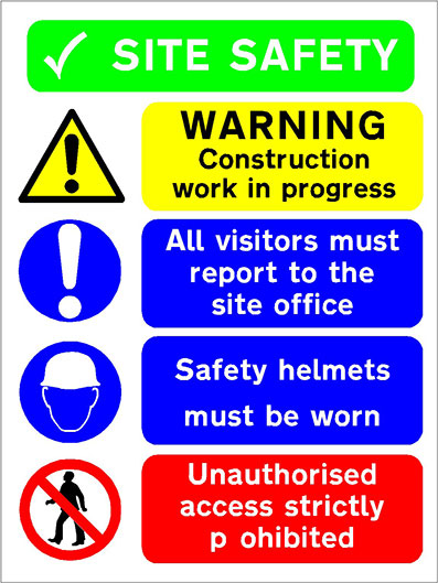 Site Amp Safety Signs Ainsley Signs