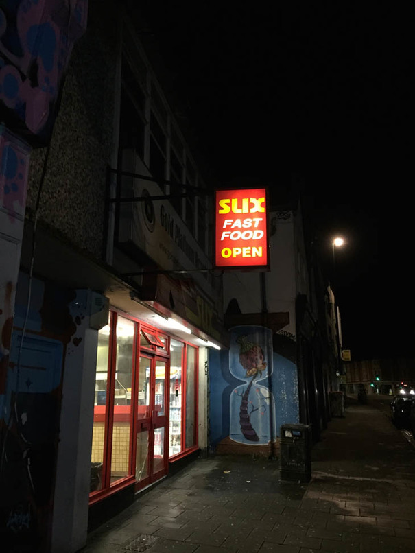 Slix Fast food