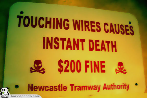 Funniest Signs - Pic 1