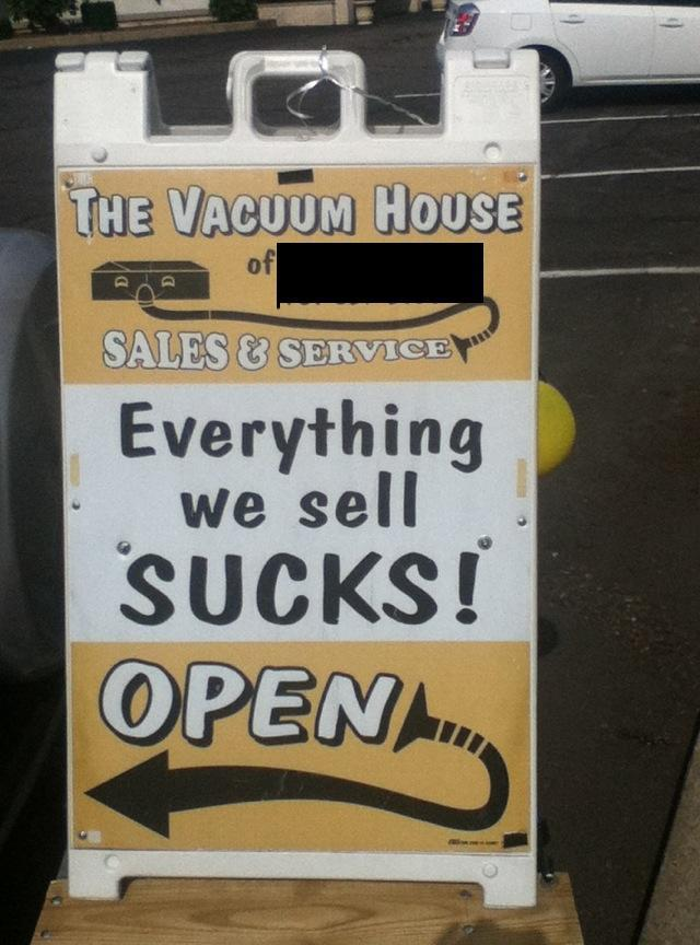 Funniest Signs - Pic 11