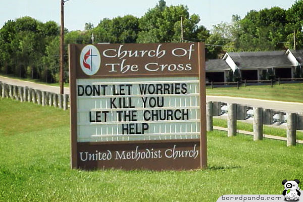 Funniest Signs - Pic 9